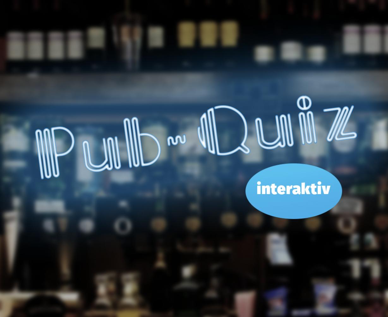 PUB-QUIZ interaktiv